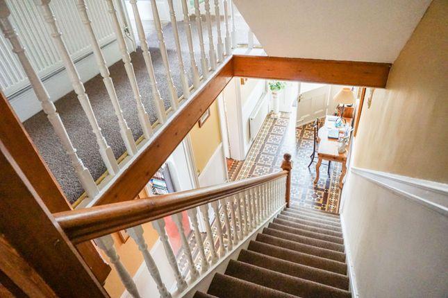 Staircase of Ranelagh Road, Wellingborough NN8