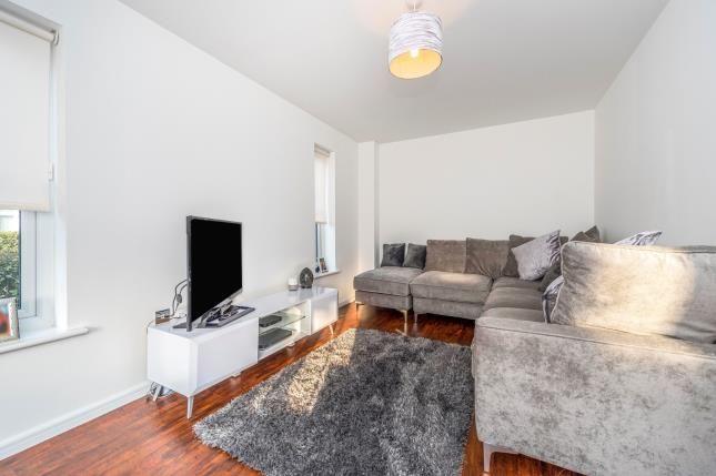 Living Room of Oleander Way, Walton, Liverpool, Merseyside L9