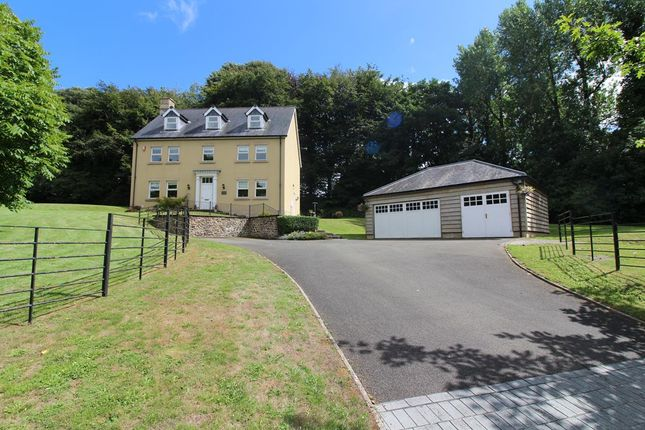 Thumbnail Detached house for sale in Conqueror Drive, Plymouth
