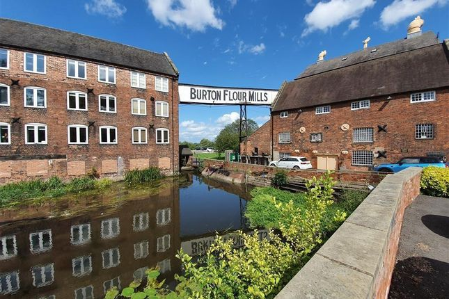 Thumbnail Flat to rent in New Mill, The Flour Mill, Burton On Trent