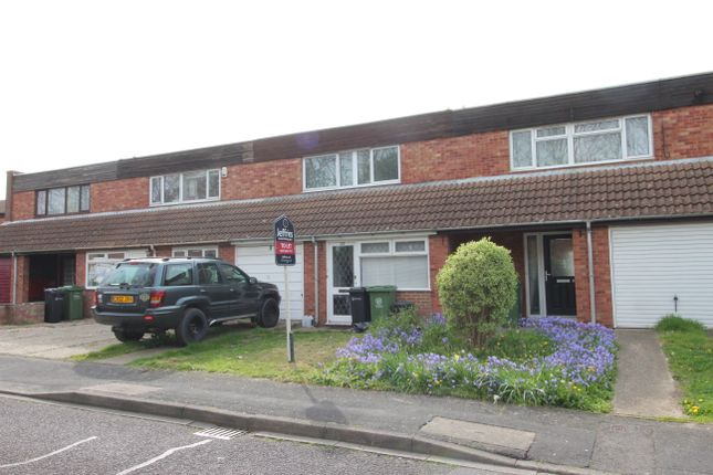 Thumbnail Terraced house to rent in St. Barbara Way, Portsmouth