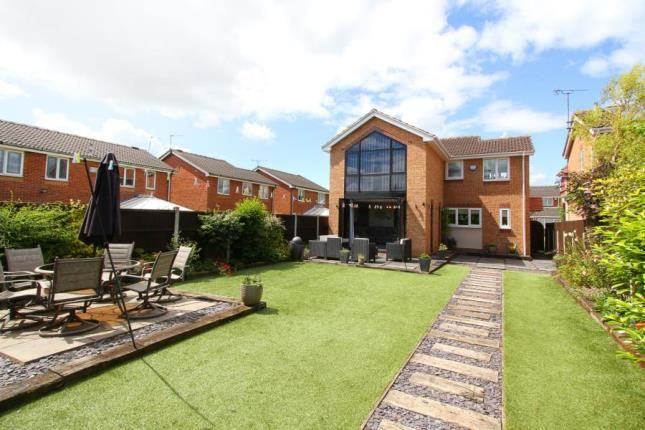 Thumbnail Detached house for sale in The Hawthornes, Beighton, Sheffield, South Yorkshire