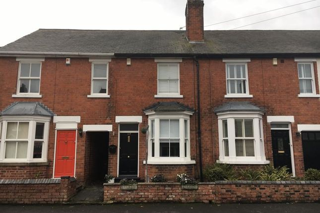 Thumbnail Terraced house for sale in Limes Road, Tettenhall, Wolverhampton