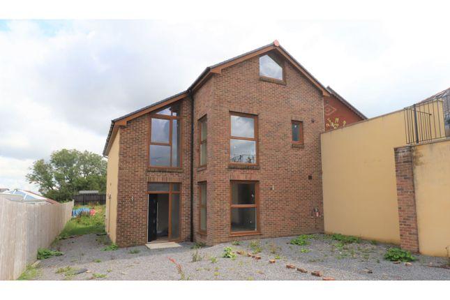 Thumbnail Detached house for sale in Llannon Road, Llanelli