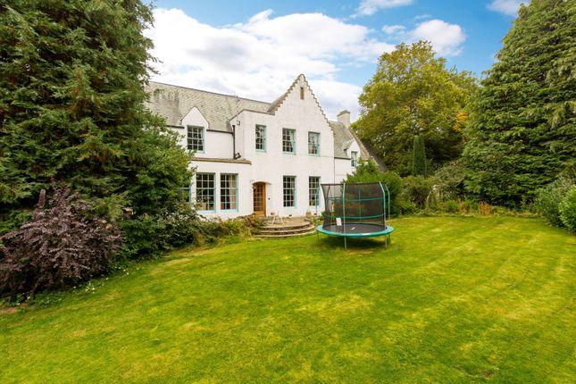 4 bed detached house for sale in Oak Lane, Clermiston, Edinburgh EH12