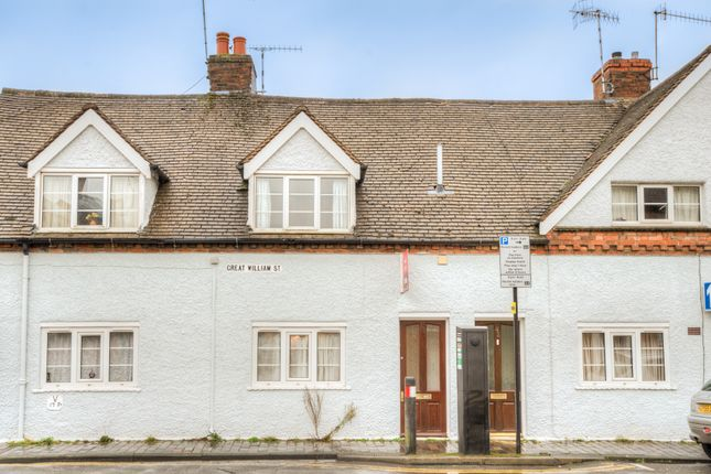 Thumbnail Terraced house for sale in Great William Street, Stratford Upon Avon