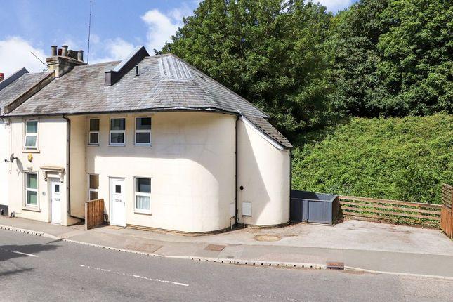 Thumbnail End terrace house for sale in Horn Street, Hythe