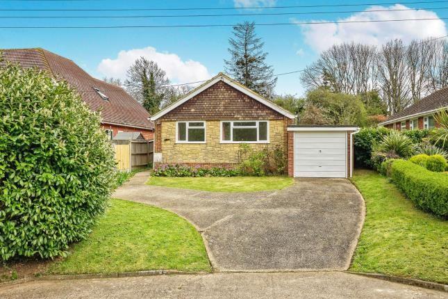 Front Views of New House Lane, Canterbury, Kent, United Kingdom CT4