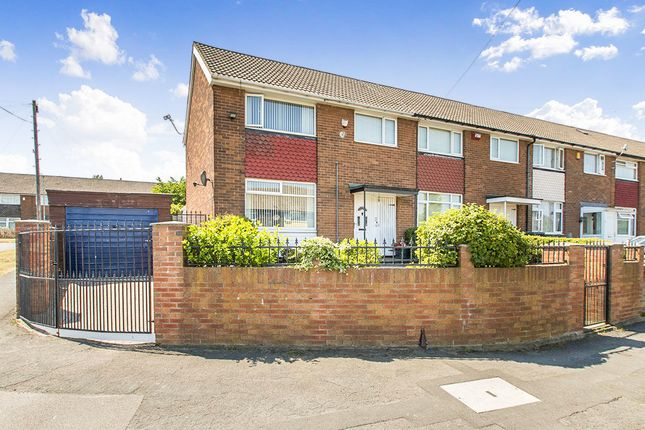 Thumbnail Terraced house for sale in Nesfield View, Leeds