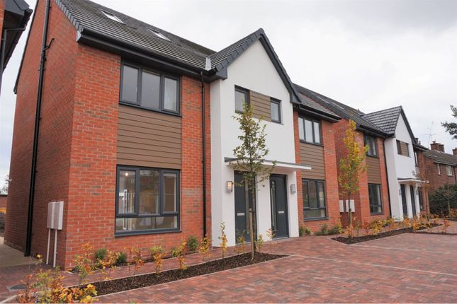 Thumbnail Semi-detached house for sale in Newhall Road, Chester