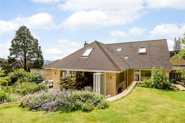 Thumbnail Detached house to rent in St. Stephens Close, Bath, Somerset