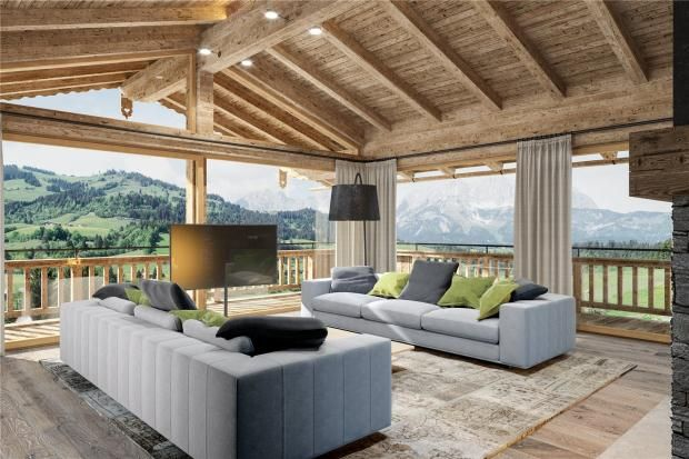 Thumbnail Country house for sale in Chalet, Reith Bei Kitzbuhel, Tirol, Austria