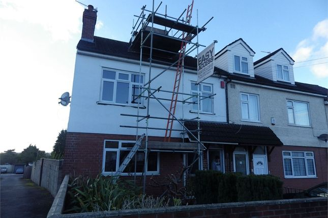 Thumbnail Flat to rent in Birchwood Road, Bristol
