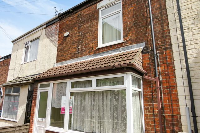 Thumbnail Terraced house for sale in Ruskin Street, Hull