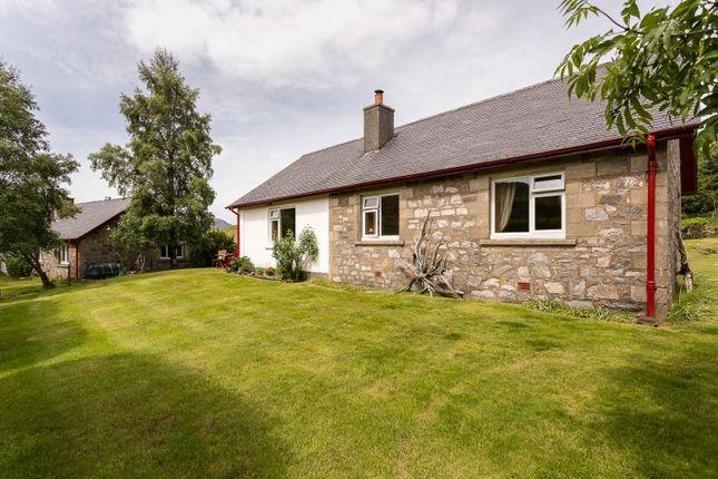 Thumbnail Cottage for sale in 4 Pubil Hamlet, Glen Lyon, Aberfeldy, Perthshire