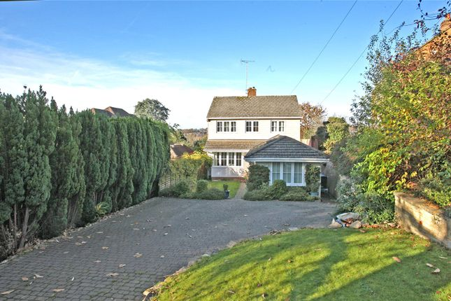 Thumbnail Detached house for sale in Hillary Road, Farnham, Surrey