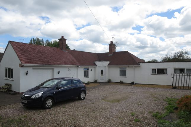 Thumbnail Detached bungalow for sale in Moss Lane, Madeley, Cheshire