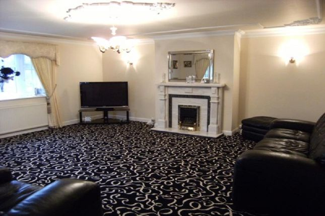 Lounge of Station Court, South Anston, Sheffield S25