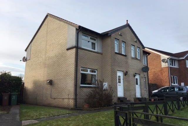 Thumbnail Semi-detached house to rent in Borthwick Street, Ruchazie, Glasgow