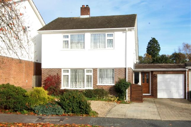 Thumbnail Link-detached house for sale in Sycamore Drive, Frimley