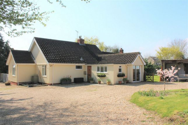 Thumbnail Detached bungalow for sale in Chico, Lipe Lane, Henlade, Taunton, Somerset
