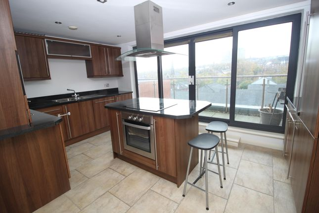 Thumbnail Flat to rent in Flat 47 Victoria House, 50 - 52 Victoria Street, Sheffield