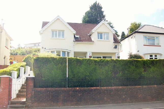 3 bed detached house for sale in Maindy Crescent, Ton Pentre, Pentre, Rhondda, Cynon, Taff.