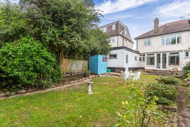 3 bed semi-detached house for sale in Fairlawn Drive, Woodford Green