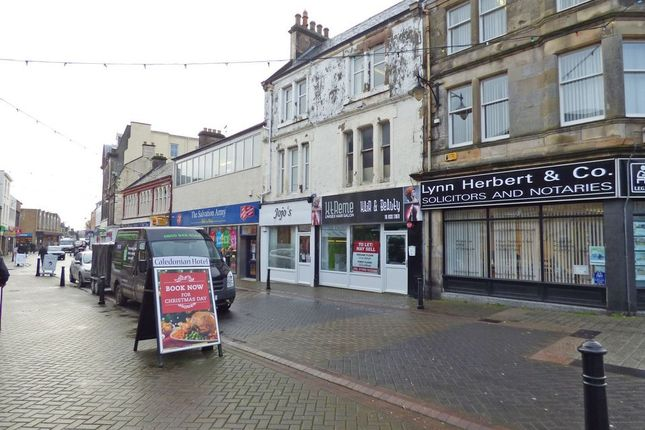 Thumbnail Retail premises for sale in High Street, Leven