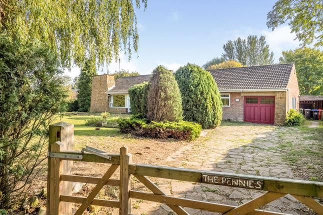 Thumbnail Bungalow for sale in Draycote, Rugby, Warwickshire, England