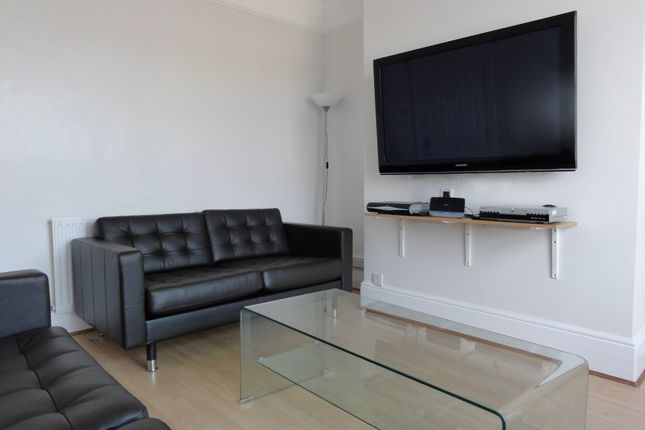 Thumbnail Shared accommodation to rent in Ecclesall Road, Sheffield