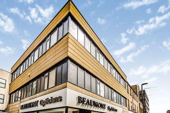 Studio to rent in Cloth Hall Street, Huddersfield HD1