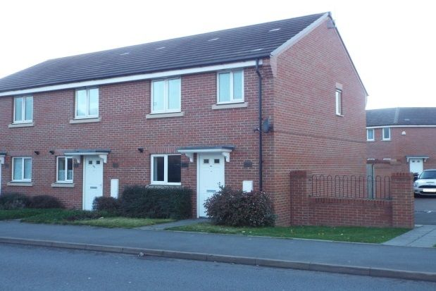 Thumbnail End terrace house to rent in Terry Road CV3, Coventry