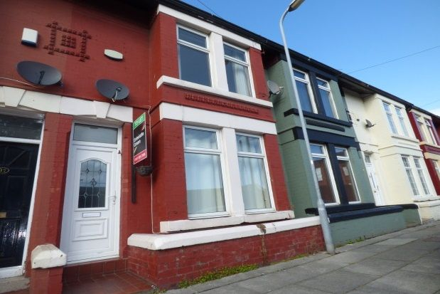Thumbnail Property to rent in Lydiate Road, Bootle