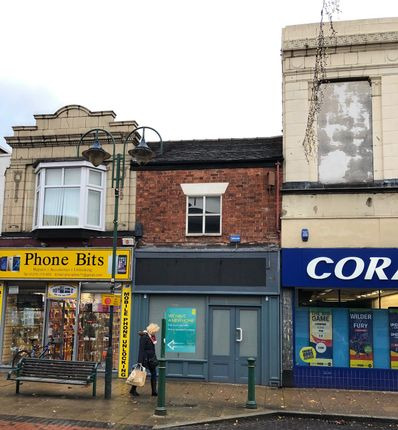 Thumbnail Retail premises to let in 73 Market Street, Crewe, Cheshire