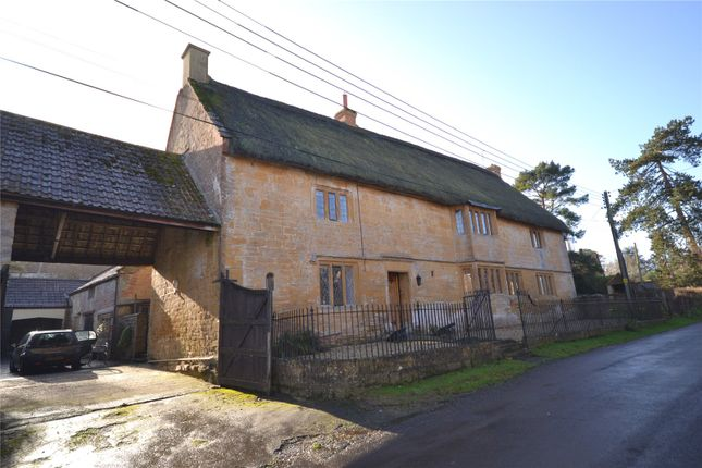 Thumbnail Detached house to rent in Middle Street, Bower Hinton, Martock, Somerset