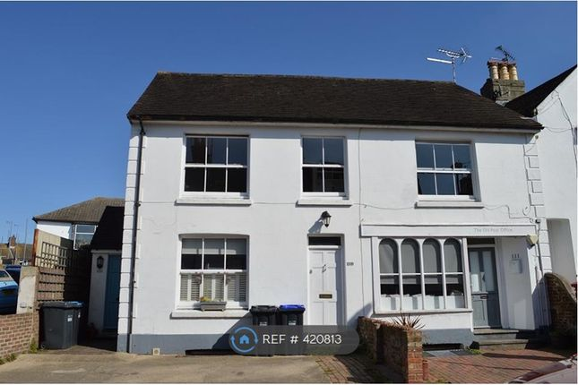 Thumbnail Flat to rent in Keymer Road, Hassocks