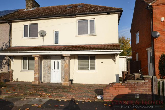 Thumbnail End terrace house for sale in Mayfield Road, Dagenham