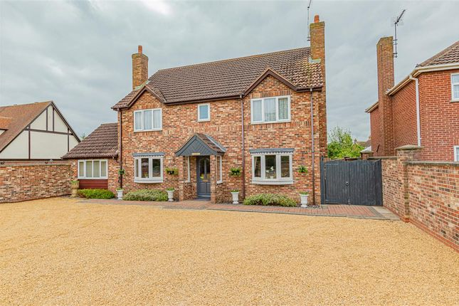 Thumbnail Detached house for sale in Sleaford Road, Heckington, Sleaford