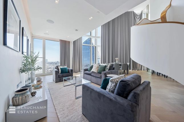 Thumbnail Duplex to rent in South Bank Tower, Bankside