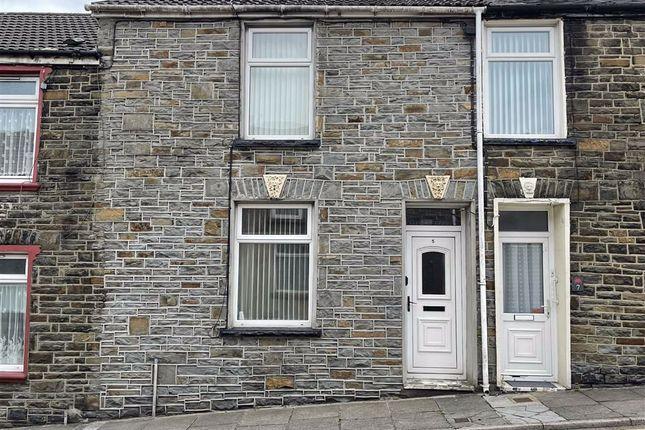 Thumbnail Terraced house for sale in Graig Street, Mountain Ash