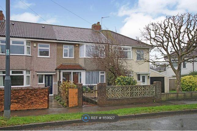 Thumbnail Terraced house to rent in Filton Avenue, Filton, Bristol
