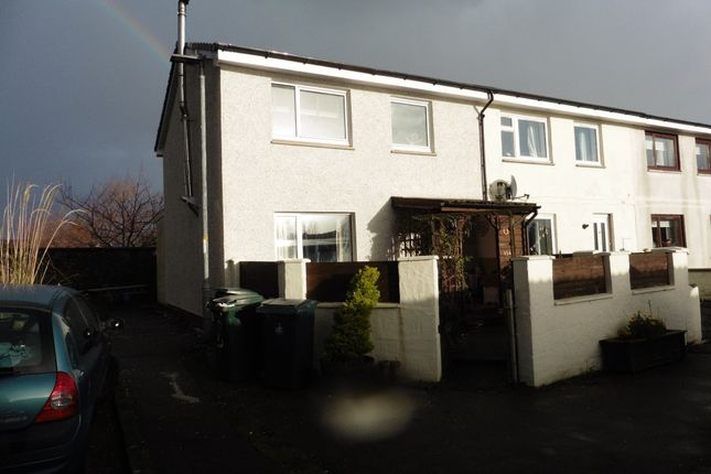 Thumbnail Terraced house for sale in 124 John St, Dunoon