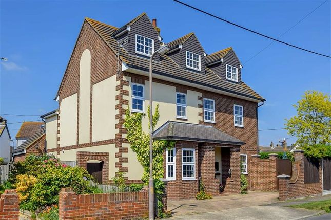 Thumbnail Detached house for sale in Castle Road, Benfleet, Essex