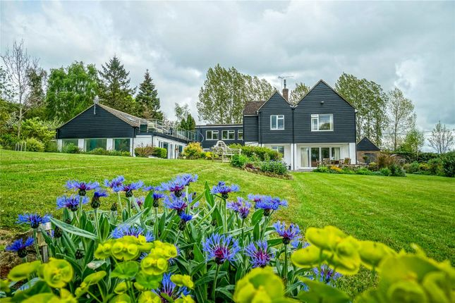 Thumbnail Detached house for sale in Yalding Hill, Yalding, Kent