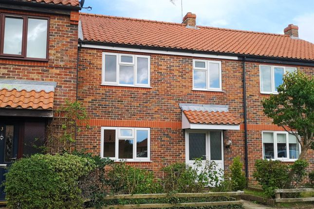 Thumbnail Terraced house to rent in Bell Lane, Huby, York