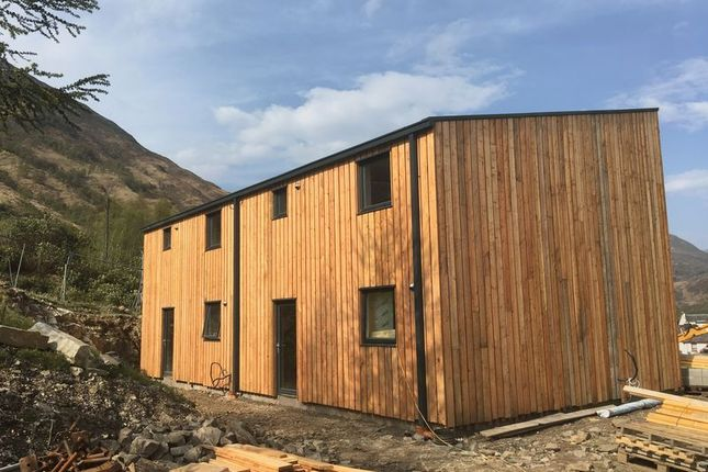 Detached house for sale in Hostel Brae, Kinlochleven