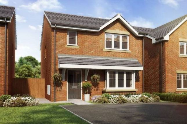 Thumbnail Detached house for sale in Farington Green, Farington, Leyland