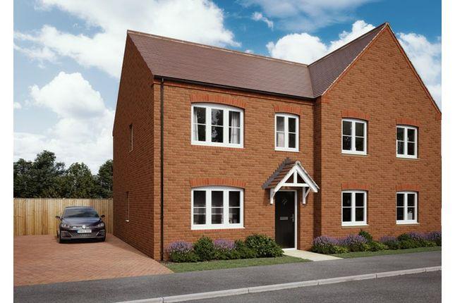 Semi-detached house for sale in Goosefoot Lane, Hardwicke