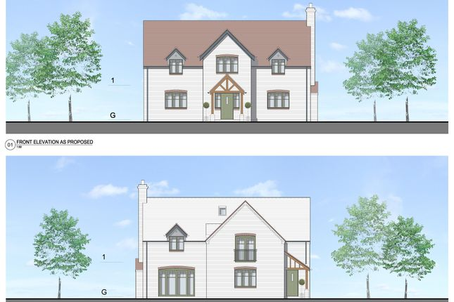 Thumbnail Detached house for sale in Church Lane, Cookhill, Alcester